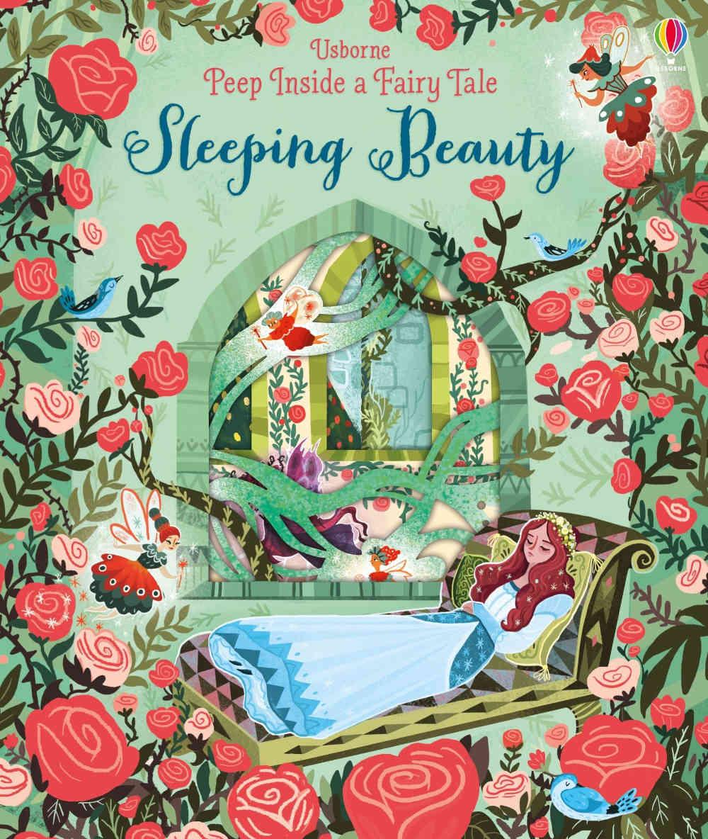 książka Śpiąca Królewna po angielsku