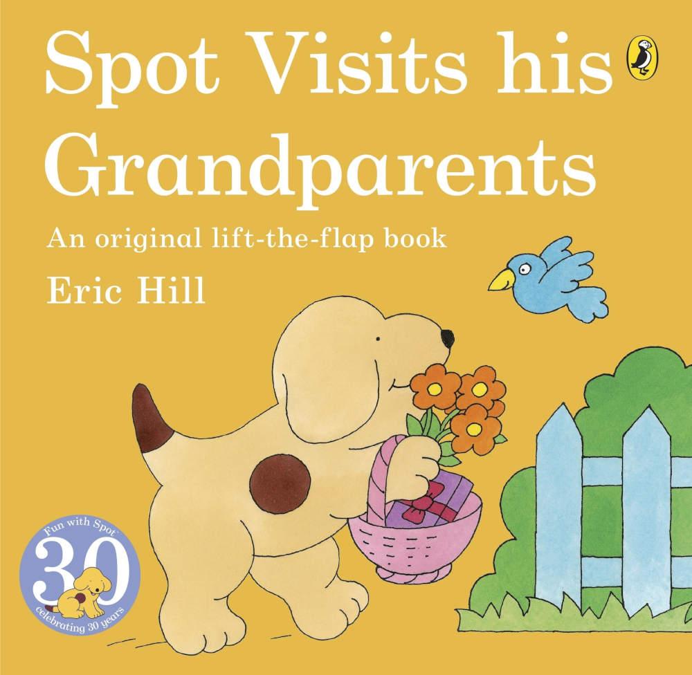 książka babcia dziadek po angielsku