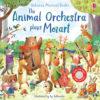 mozart ksiażka dla dzieci dźwiękowa muzyka klasyczna