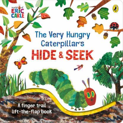 bardzo głodna gąsienica książka dotykowa
