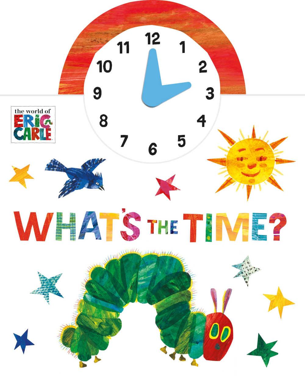 ksiązka do nauki zegara po angielsku