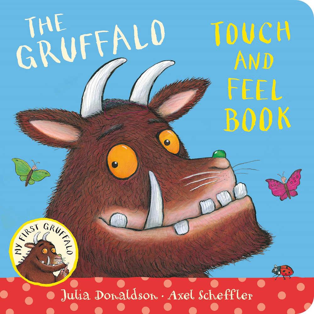 the gruffalo książka julia donaldson