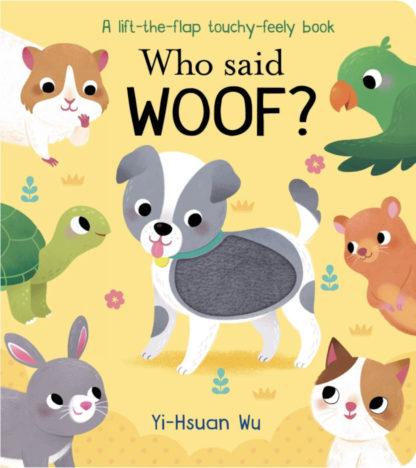 książka dotykowa zwierzątka dla dzieci