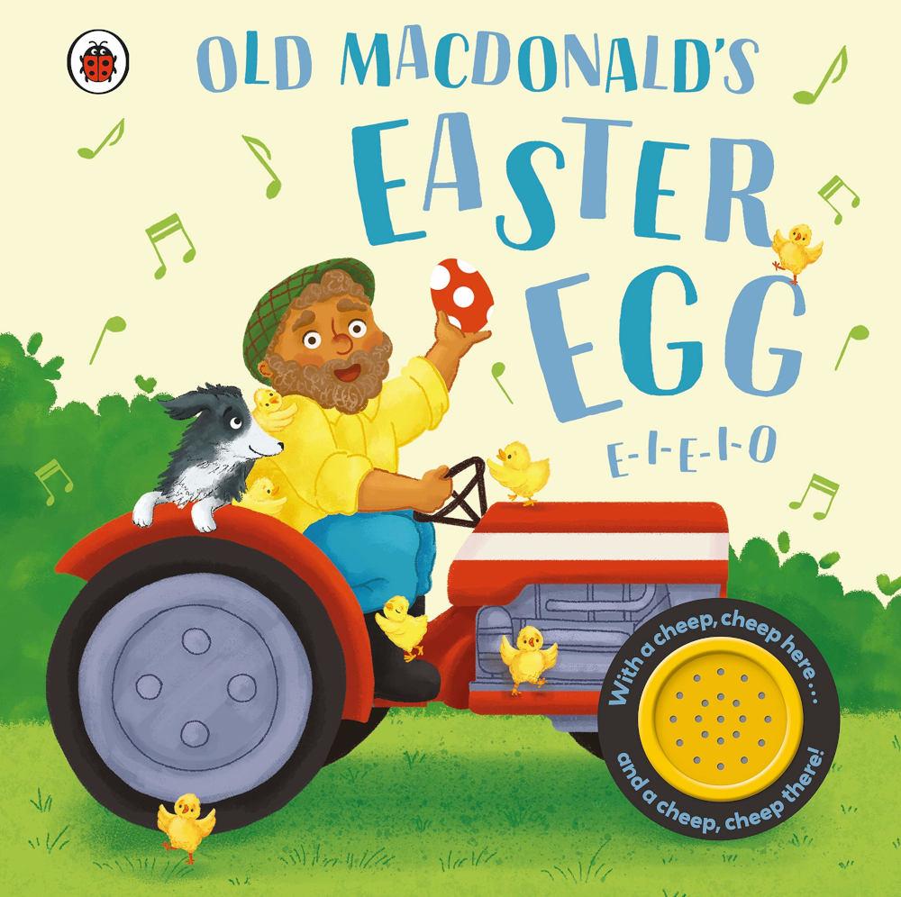 wielkanoc ksiązka dla dzieci z dźwiękiem po angielsku