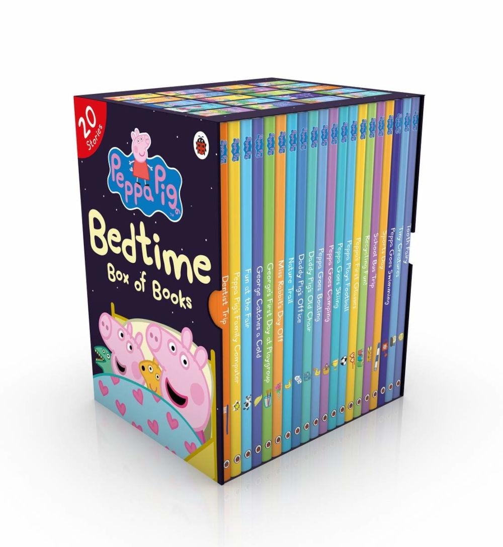 świnka peppa książki dla dzieci po angielsku
