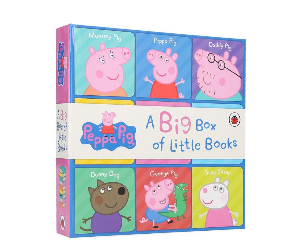 świnka peppa książki po angielsku