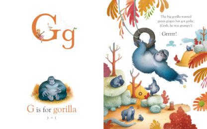 alfabet po angielsku książka edukacyjna dla dzieci usborne