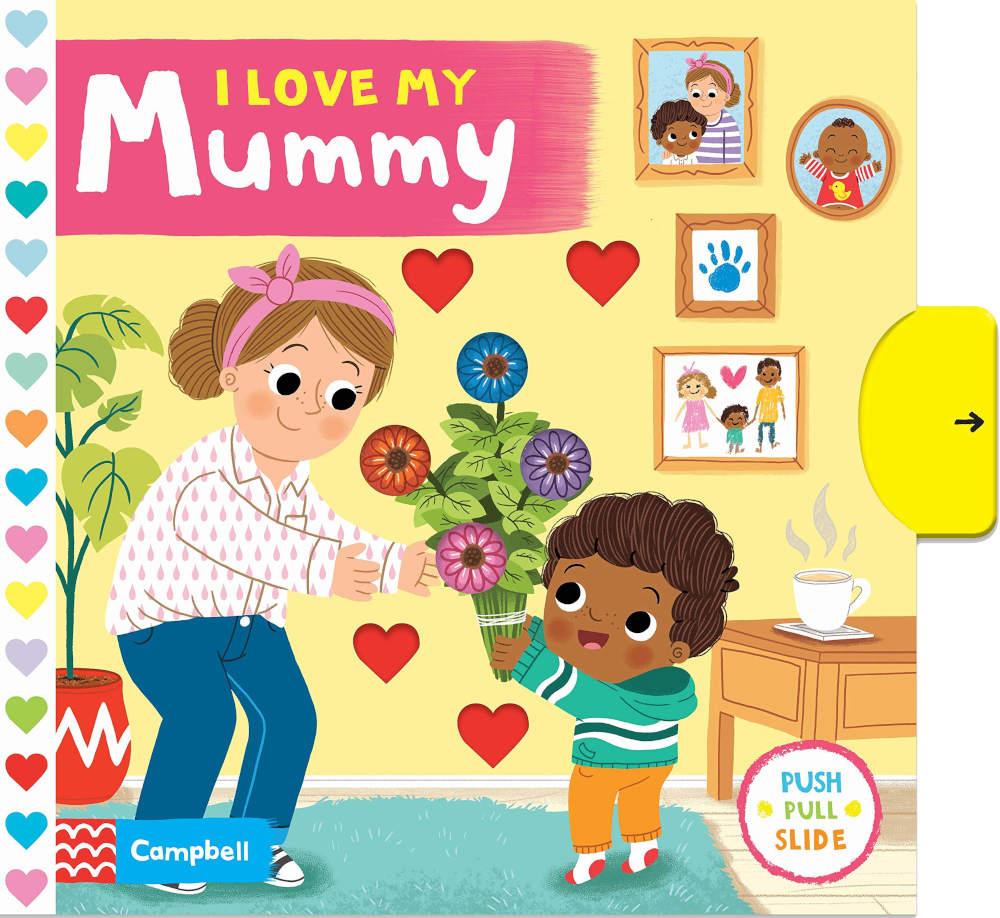 dzień matki ksiązki dla dzieci