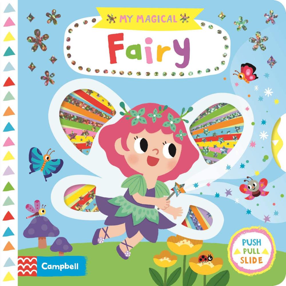 książka o wróżkach dla dzieci