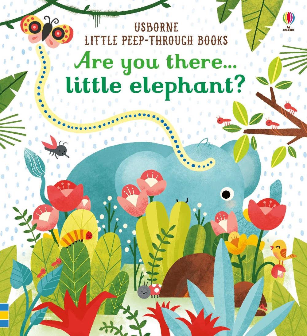 książka dla roczniaka po angielsku dotykowa usborne