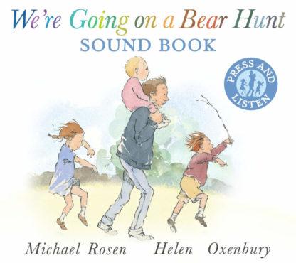 idziemy na niedźwiedzia książka po angielsku dżwiękowa