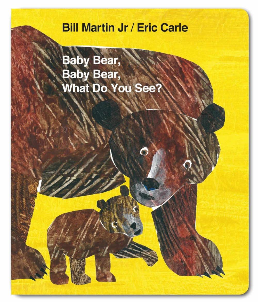 eric carle książki dla dzieci po angielsku