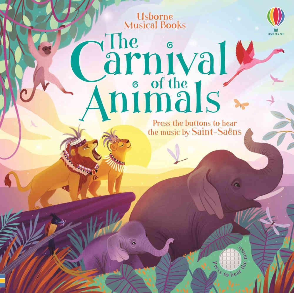 książka dla dzieci dźwiękowa z muzyka poważna
