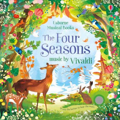 vivaldi książka dla dzieci dźwiękowa z muzyka poważna