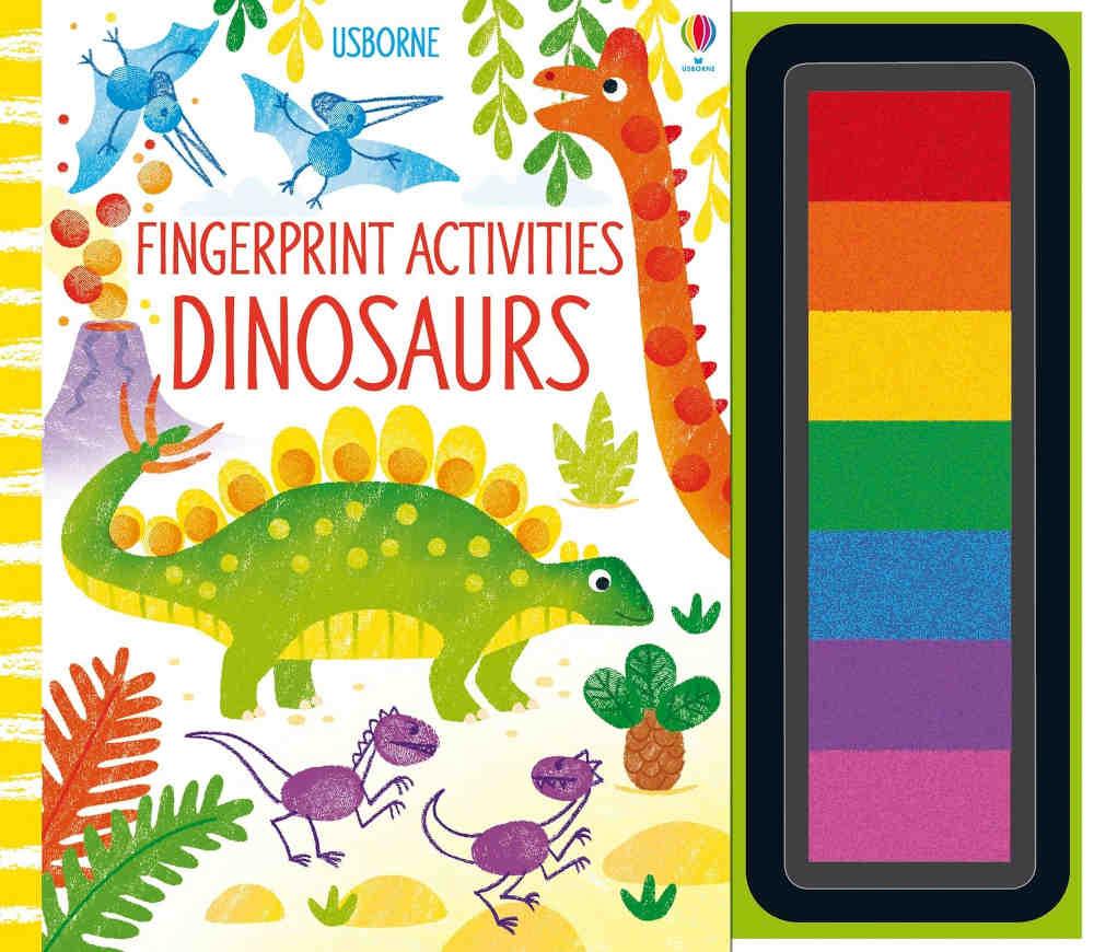 książki dinozaury dla dzieci