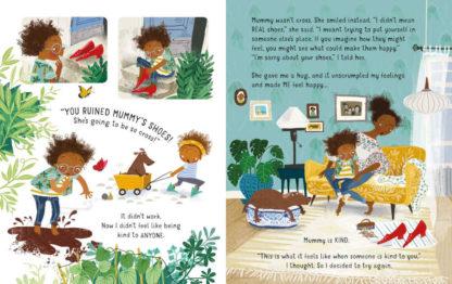 książka o uczuciach dla dzieci po angielsku