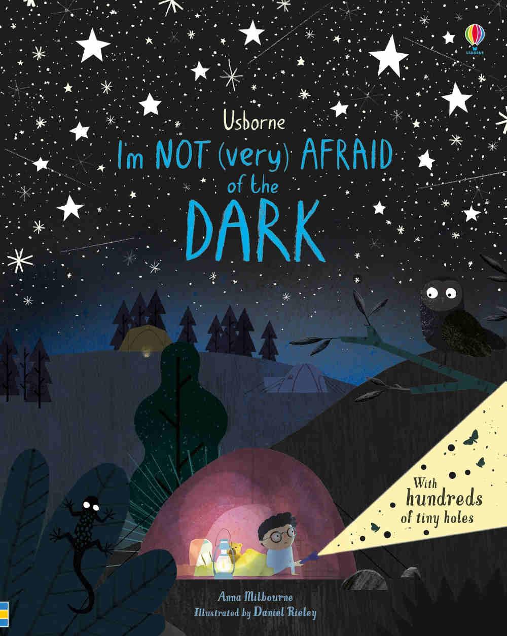 co zrobić gdy dziecko boi się ciemności