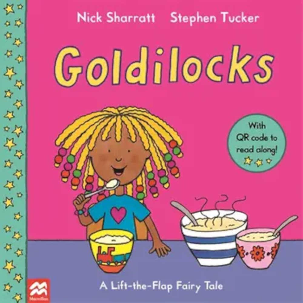 złotowłosa i trzy misie po angielsku książka dla dzieci