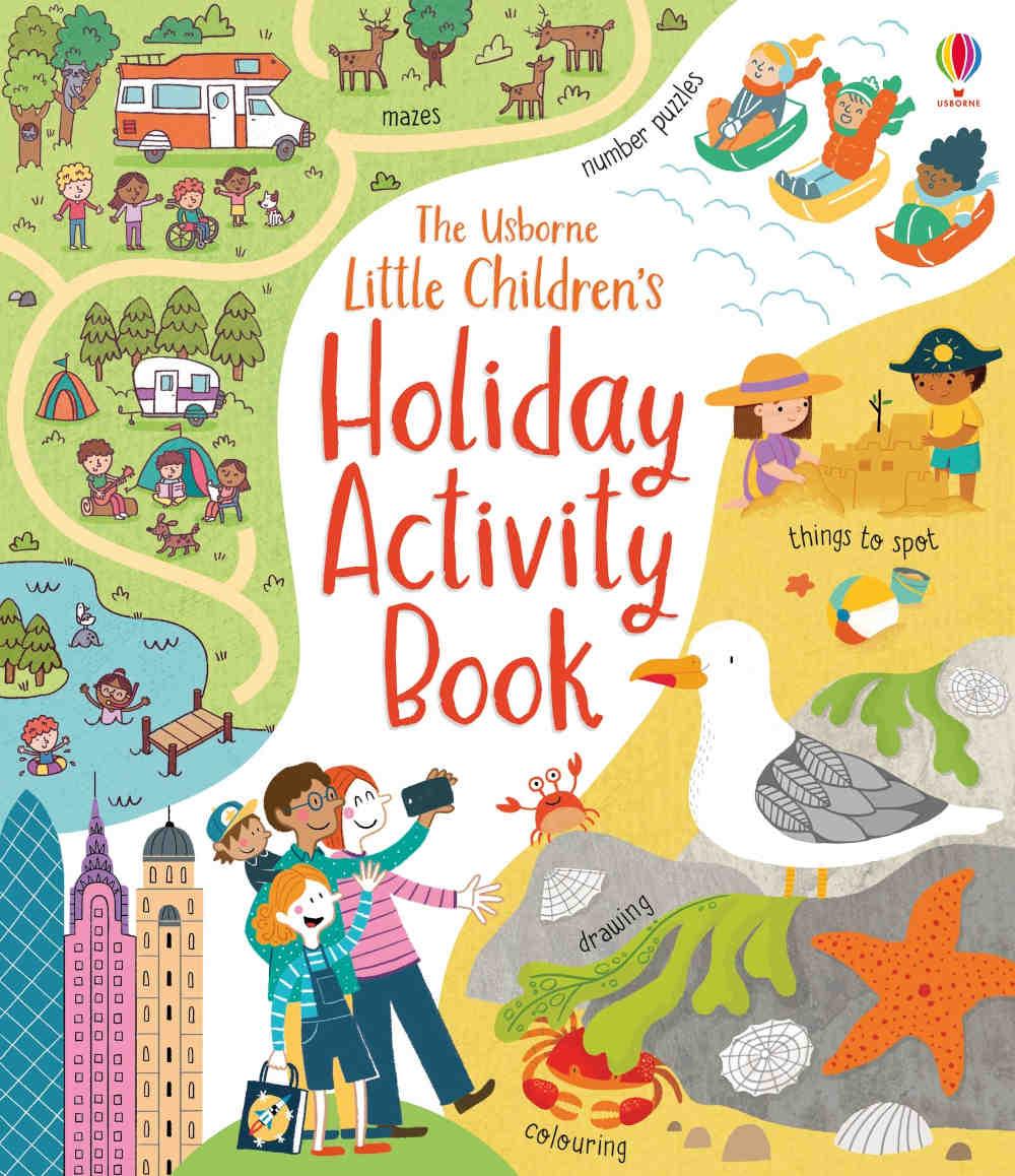 książki dla dzieci w podróży do samolotu