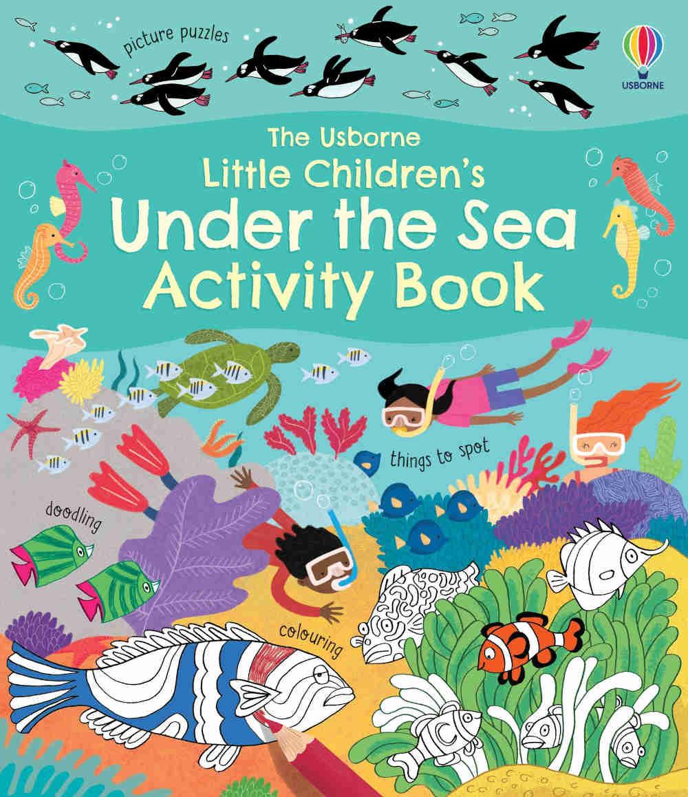 książki kreatywne dla dzieci do nauki angielskiego w domu i zabawy