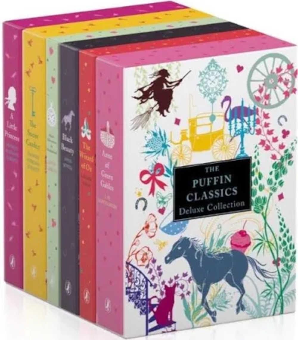 klasyki anglojezycznej literatury dziecięcej