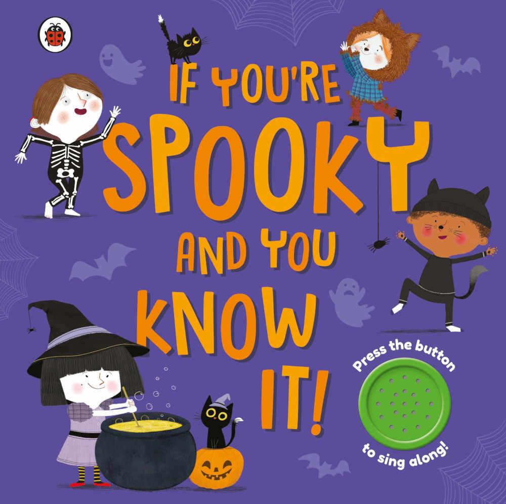 halloween ksiązki dla dzieci