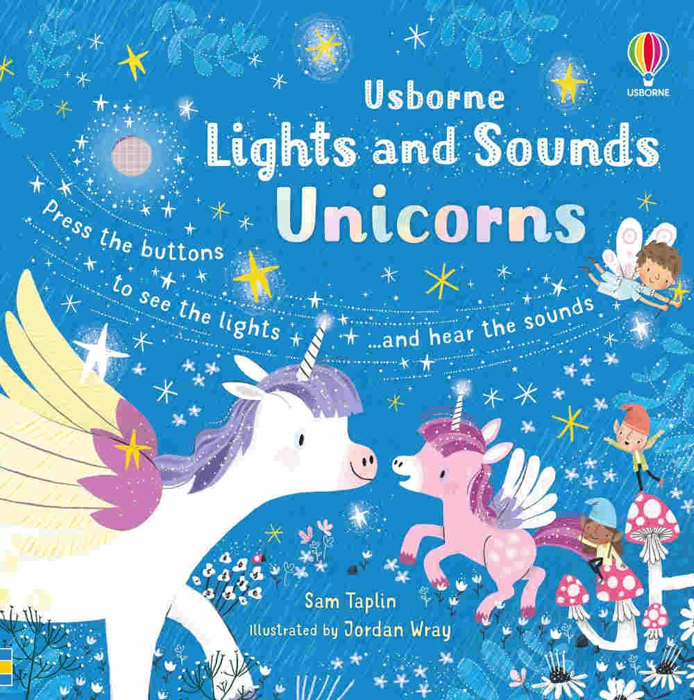 książki dla dzieci ze świecącymi lampkami i dźwiekiem