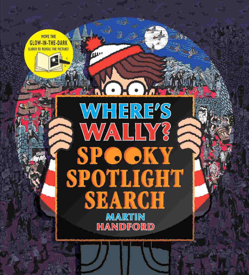 gdzie jest wally książka po angielsku dla dzieci halloween