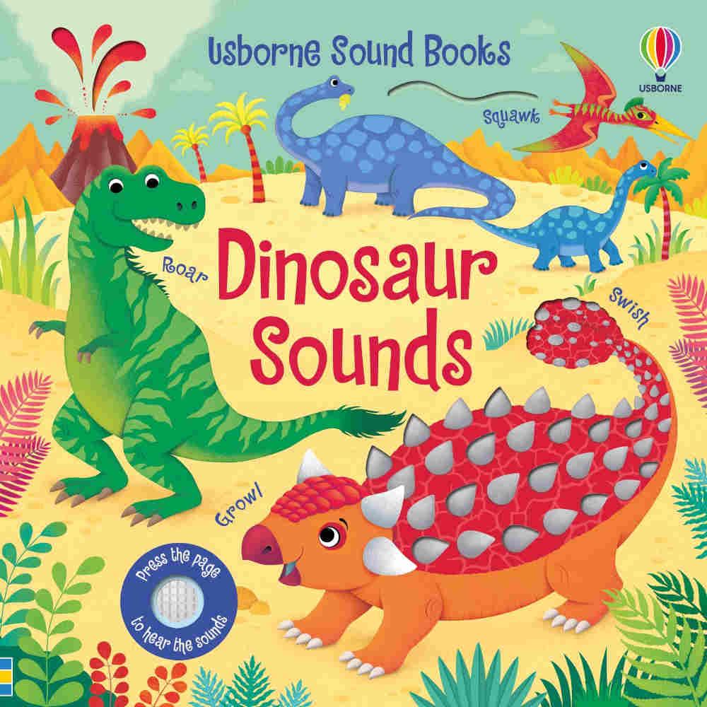 dinozaury ksiązki dla dzieci dźwiękowe