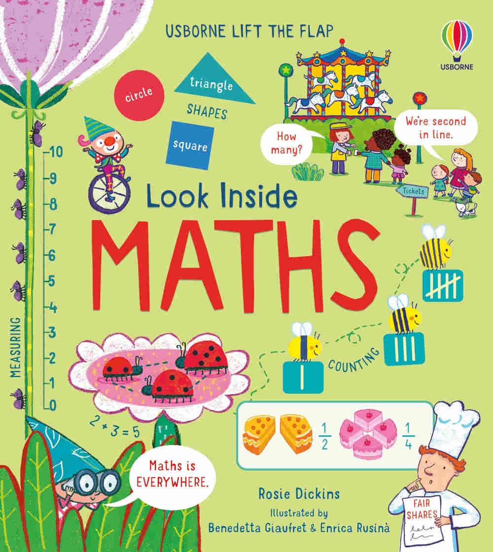 matematyka dla dzieci po angielsku