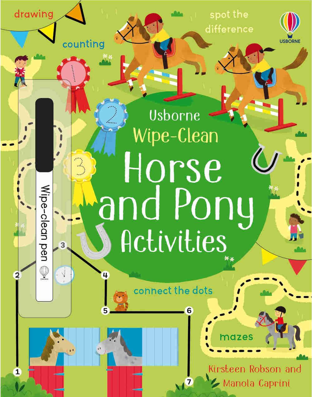 konie i kucyki książki dla dzieci